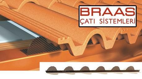 BRAAS, çatıları en ince ayrıntısına kadar çözüyor