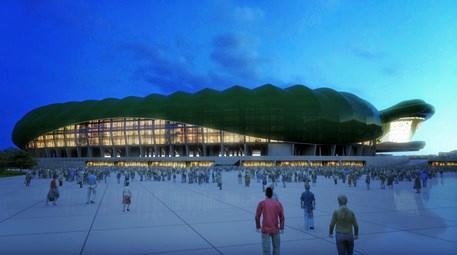Bursa'daki stadyum, Avrupa Gayrimenkul Ödülleri'ne layık görüldü