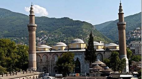 Bursa Ulu Cami'nin ilginç ilanı şaşırttı!