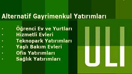ULI Türkiye'den gayrimenkulde alternatif yatırım arayışı!