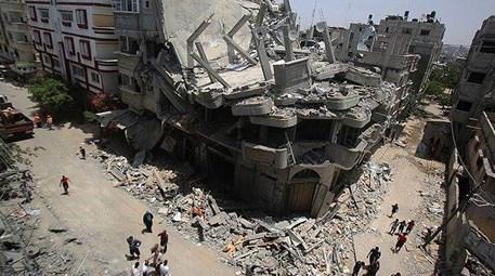 Gazze'nin yeniden imarına Türkiye'den 3 yılda 200 milyon dolar!