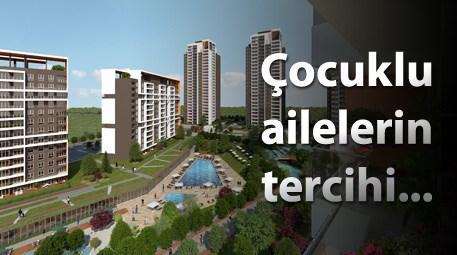 Bahçeşehir'in Panorama'sı 60 aya 0 faizle ev sahibi yapıyor