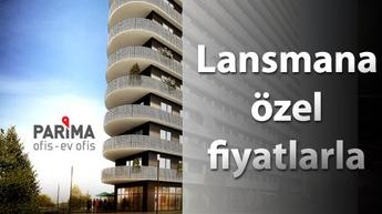 Parima Ofis Ev Ofis ile İstanbul'da kazanmanın tam yeri!