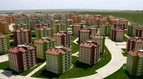 Ankara'daki bu konutların fiyatı 54 bin liradan başlıyor!