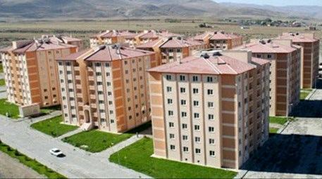 TOKİ alt gelir grubu için 72 bin liraya ev satıyor!