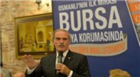 Dünyanın gözü Bursa'da! UNESCO listesine…