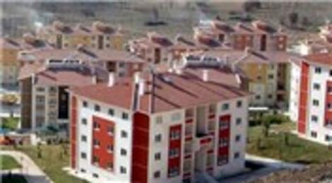TOKİ, Kars Sarıkamış'a 308 konut inşa edecek!