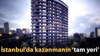 FerYapı'dan, İstanbul'un kalbinde 3. ofis projesi: Parima