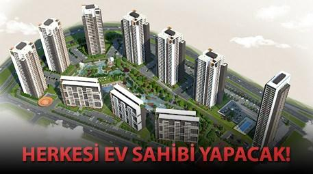 Göl Panorama Evleri Bahçeşehir fiyat listesi