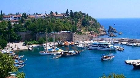 Konaklamada yatırım bütçesinin yüzde 32'sini Antalya kaptı!