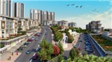 Vaditepe Bahçeşehir satış ofisi