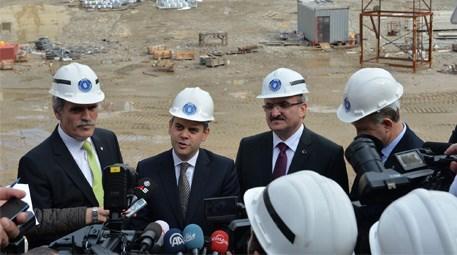 Bursa'daki yeni stadyum bakanlığa ilham verdi