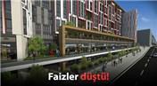 Haliç'in yeni Panorama'sında 120 aya 0,74 faiz