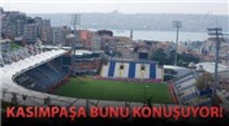 Recep Tayyip Erdoğan Stadyumu yıkılıyor mu?