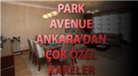 Park Avenue 4+1 örnek dairesi yoğun ilgi görüyor!