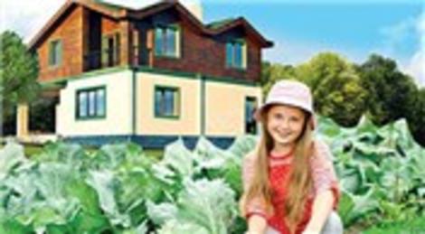 Doğa harikası projenin adresi: Naturalm Çitflik Evleri