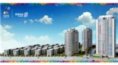 Ankara Park Mozaik Evleri proje künyesi
