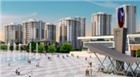 Park Mavera Kayabaşı, Başakşehir Yeni Merkez'de yer alacak