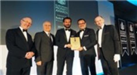 Avrupa'nın en prestijli ödülü Cushman & Wakefield'in oldu