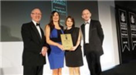 Gönye Proje Tasarım, European Property Awards'tan ödülle döndü