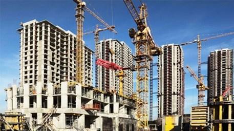 Bina inşaat maliyetleri yüzde yüzde 10.6 yükseldi