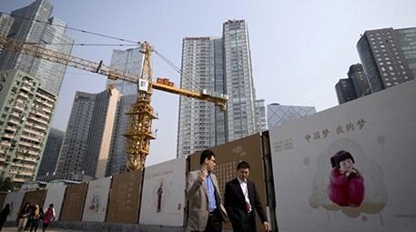 Çin'de konut sektörü alarm veriyordu! Ve korkulan oldu...