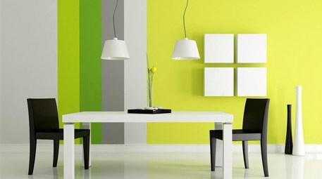 Doğal yaşamın renkleri evinizin kalıcı misafiri olacak!