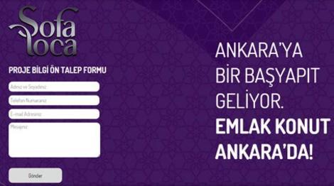 Sofa Loca Ankara detayları