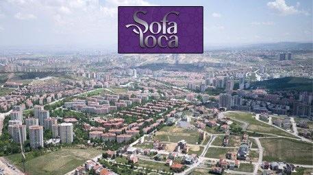SofaLoca'nın yüzde 70'i yeşil alana ayrıldı!