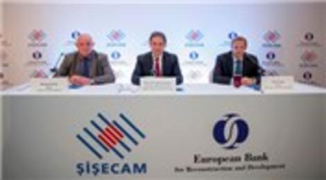 Şişecam şirketlerinden Paşabahçe Cam'a EBRD ortak oluyor