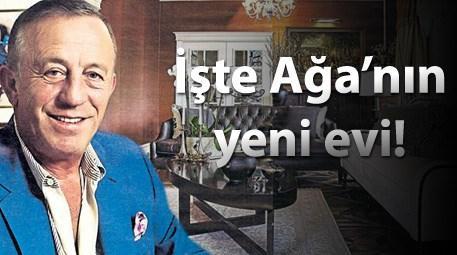 Ali Ağaoğlu, 60 yıllık köşke taşındı