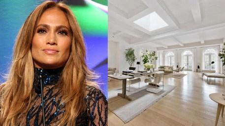 Jennifer Lopez, Manhattan'da 22 milyon dolara ev aldı