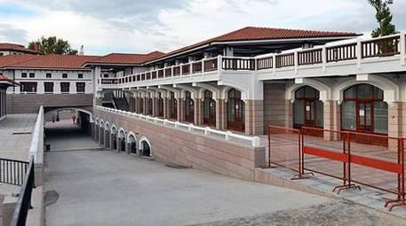 Hacı Bayram Kitapçılar Çarşısı'nda mutlu son! 57 dükkan...