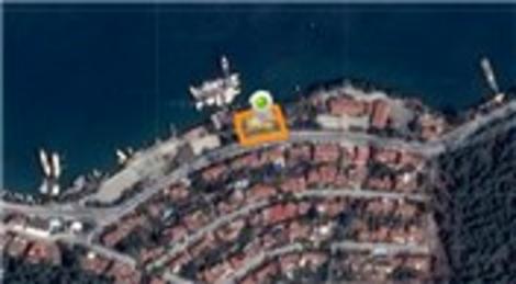 Fethiye'de denize sıfır ve Milli Emlak'tan satılık!