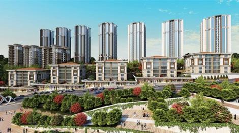 Bahçeşehir Vadi Tepe Kiptaş projesinde 48 ay 0 faiz