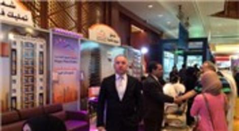 IPM Invest, Kuşadası Ada Tower projesiyle Kuveyt Fuarı'ndaydı…