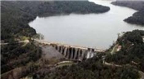 İstanbul'daki barajların doluluk oranı yüzde 6 arttı!