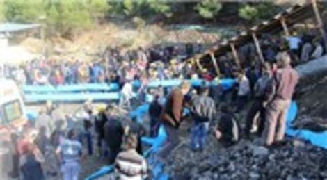 Karaman'da maden ocağında su baskını! 20 işçi mahsur kaldı