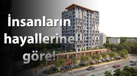 Nanda Yapı'nın yeni projesi N Residence yükselmeye başlıyor