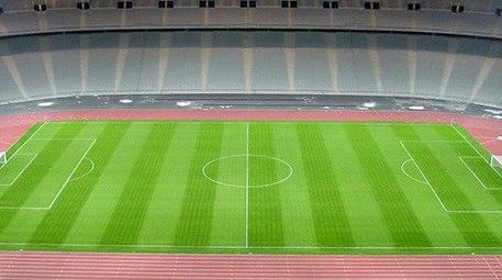 Olimpiyat Stadı derbiye hazır!