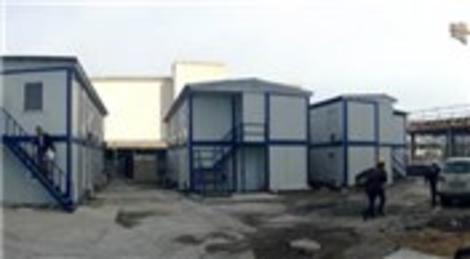 Karmod, Irak'a bin yaşam konteyneri üretecek