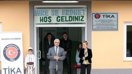 TİKA, Makedonya'da 2 okul inşa etti