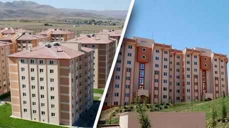 Mardin ve Erzurum'a kentsel dönüşüm ile 954 konut geliyor!