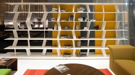 Yenilikçi ofis 'Koleksiyon'u açık iş teması ile tasarlandı!