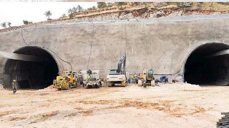 Limak İnşaat Gali-Zaho Tüneli'nin kazısını tamamladı