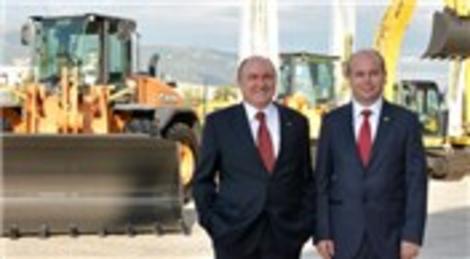 Türk Traktör iş makineleri yatırımını Ankara tesisiyle sürdürüyor