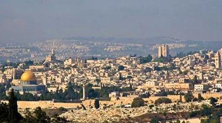 İsrail, Kudüs'te yapılacak 660 yeni yerleşim birimi için...