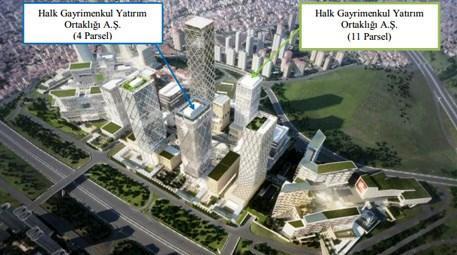 Halk GYO, İstanbul Finans Merkezi bombasını patlattı!