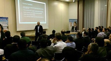 Uğur Dumankaya, Almanya'da sektörü ve deneyimlerini anlattı