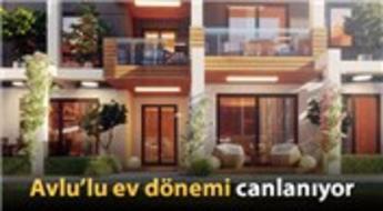 Avlu Kurtköy'de lansman fiyatları sürüyor